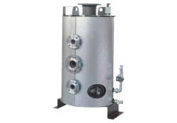 Blow-down, expansion and cooling module BEM