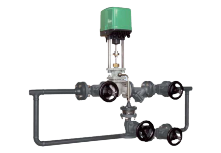 Feed water regulation module RM